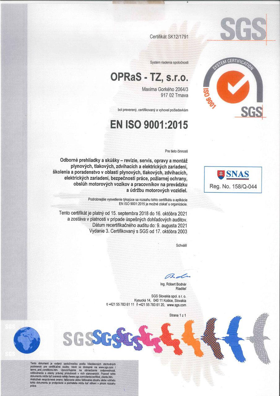 EN-ISO-9001 2015